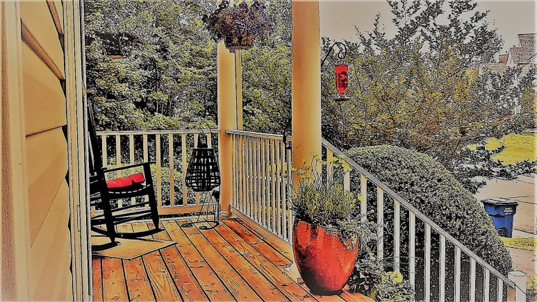 343.2 - the porch