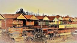 6292 - beach huts