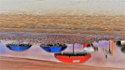 SL0005 Beach Reflections1